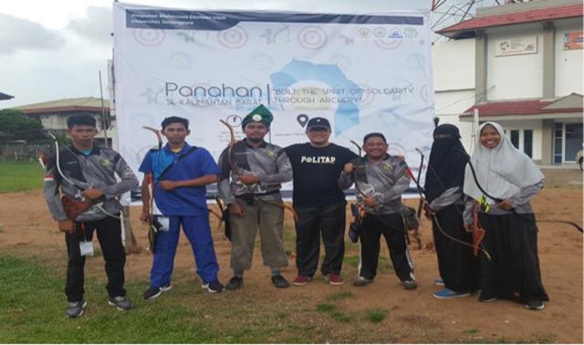 Mahasiswa Politap Rebut 2 Emas Dalam Kejuaraan Panahan Kalbar