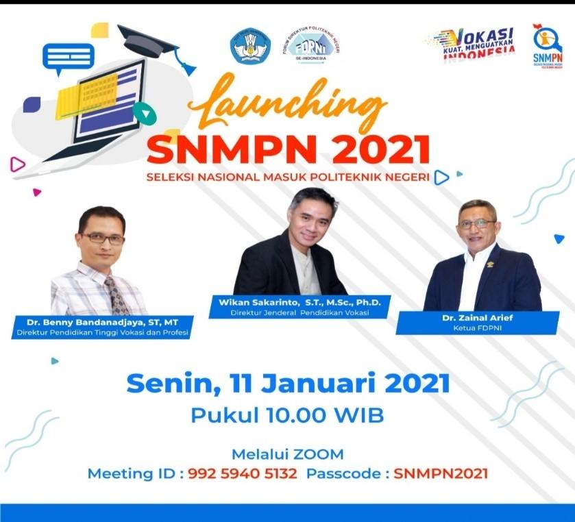 FDPNI Launching Seleksi Nasional Masuk