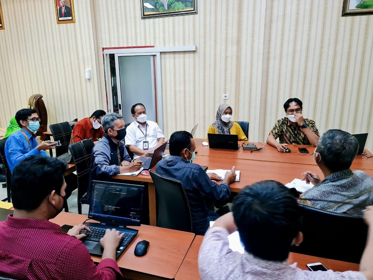 Tim Pendamping Apresiasi Usaha Politap Mewujudkan Zona Integritas Menuju WBK WBBM